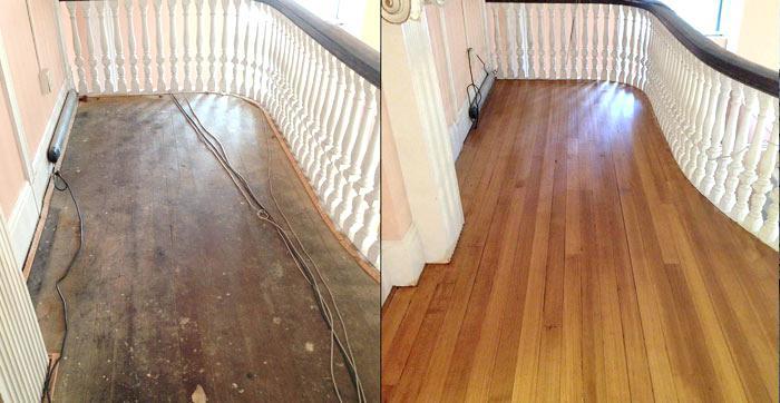 Hardwood Floor Refinishing | NJ