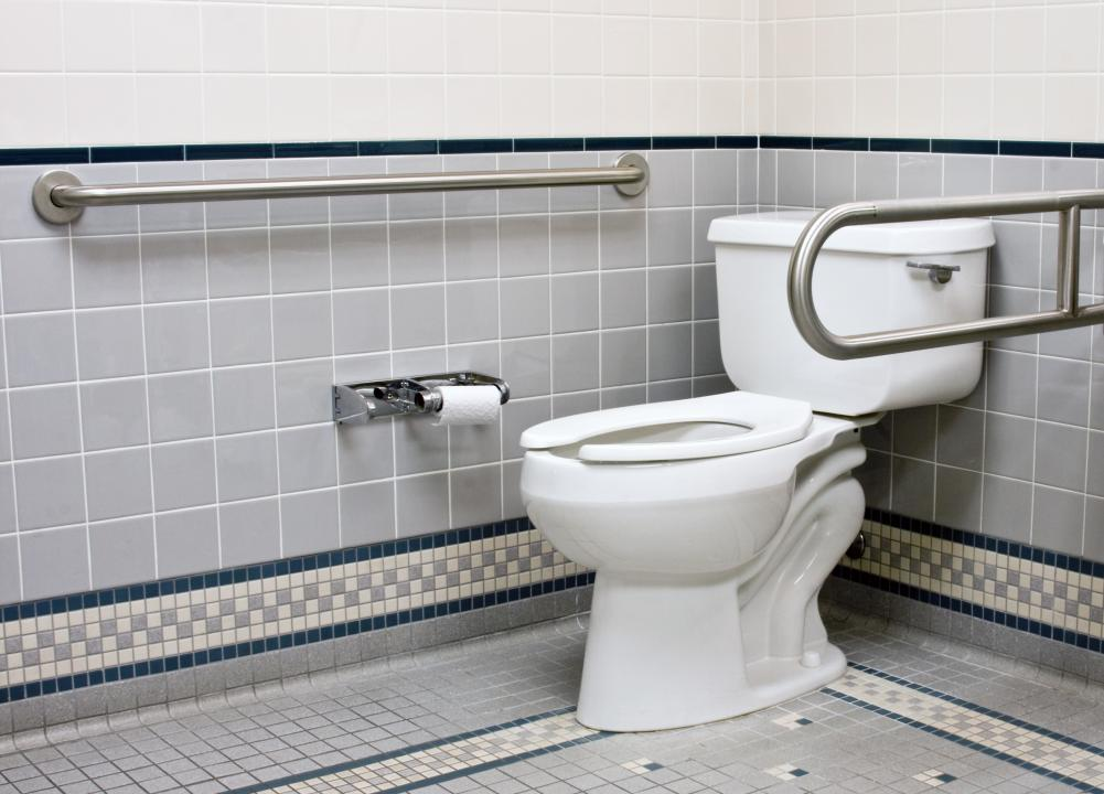 Accessibility in Montclair Bathroom Renovation | A&A ...